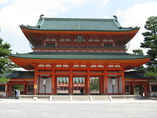 Heian Shrine Main Gate (Ōtenmon)