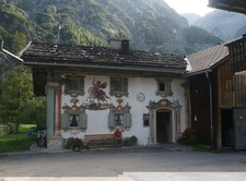 Heimatmuseum, Holzgau, Austria