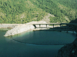 Hell Hole Reservoir