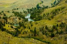 Hellroaring Creek Trail - Yellowstone - USA