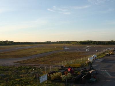 Helsinki Malmi Airport Runway