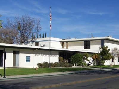 Hemet  Police  Department