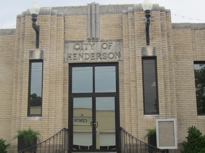 Henderson   City  Hall