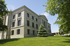 Hendricks County Courthouse