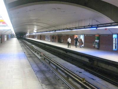 Henri Bourassa Metro Station
