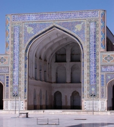 Friday Mosque Of Herat Iwan