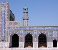 Friday Mosque Of Herat Minaret