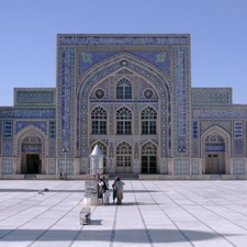 Herat Masjidi Jami Norht