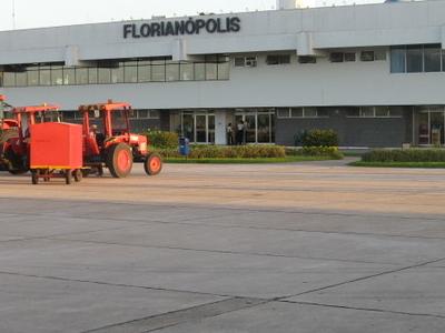 Hercilio Luz  Airport  Florianopolis