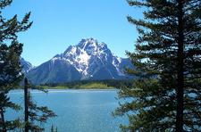 Hermitage Point Trailviews - Grand Tetons - Wyoming - USA