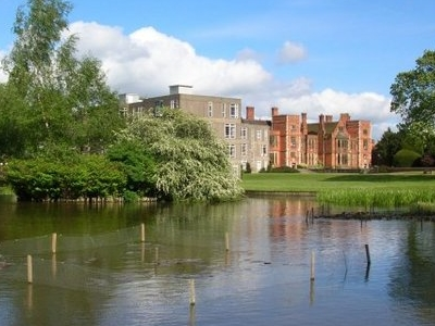 Heslington Hall And Derwent College