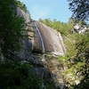 Hickory Nut Falls CR NC - Full View