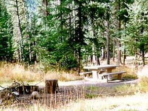 Hick's Park Campground