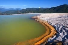 Hierve El Agua In Oaxaca