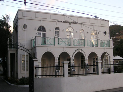 High Court In Road Town