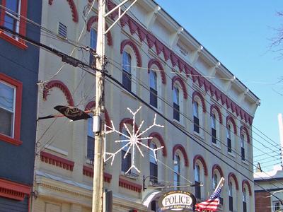 Highland  Falls  N Y Village Hall