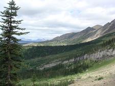 Highline Trail - Glacier - USA