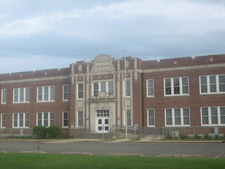 High School At Coushatta