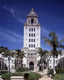 High Smith Beverly Hills City Hall