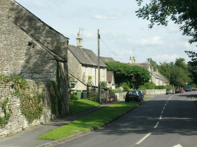 High  Street Tormarton