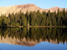 High Uintas Five Points Lake - UT Ashley National Forest