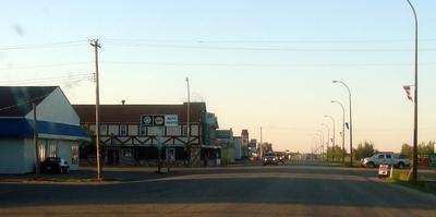 Highway Beaverlodge