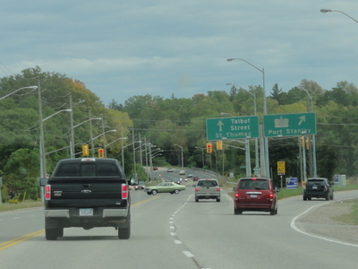 Highway 4 St Thomas