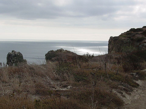 Senderismo Anacapa Island