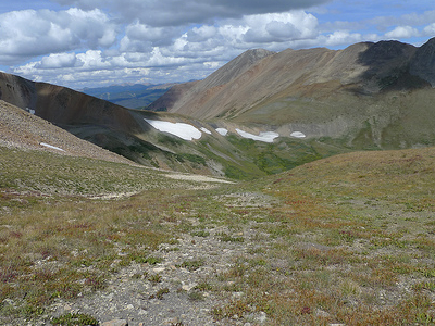 Hiking Bald Mountain CO