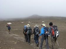 Hiking Kilimanjaro - Rongai Route - Tanzania