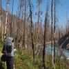 Hiking Kootenay National Park