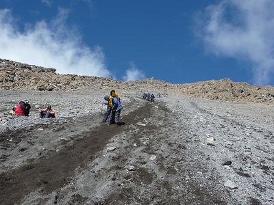Hiking The Rongai Route - Kilimanjaro