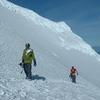 Hiking Turoa - Tongariro - North Island NZ