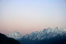 Himalayas Near Auli