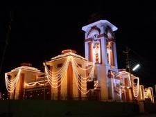 Himatnagar Public Library And Towerclock