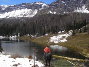 Himes Peak Campground