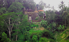 Hindu Temple In Ubud