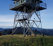 Hirz Mountain Lookout
