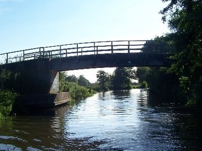 Hissey Bridge