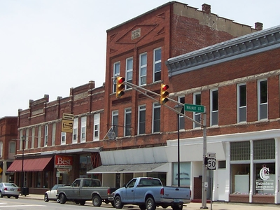 Historic Downtown Main Street