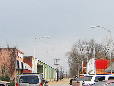 Historic Downtown Dardanelle