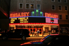 Historic Embassy Theatre And Indiana Hotel