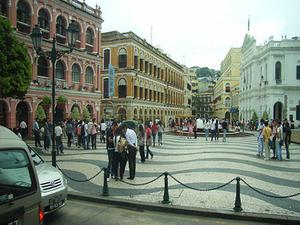 Centro Histórico de Macao