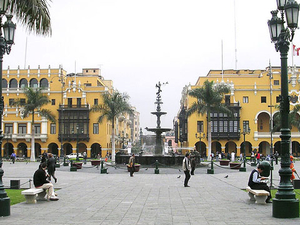 Lima City Sightseeing Tour Photos