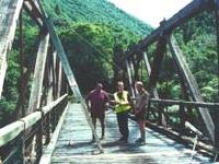 Histórico Manganuku Stream Bridge