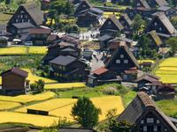 Pueblos históricos de Shirakawa-go y Gokayama