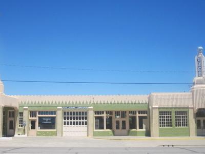 Conoco Fuel Station Restoration