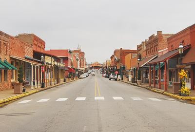 Historic Downtown Van Buren