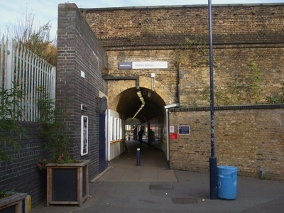 Hither Green Station Western Entrance