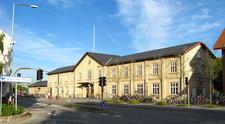 Hjørring Railway Station
